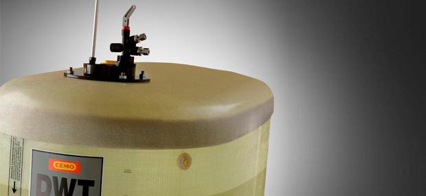 Almacenamiento de aceite para calefacción