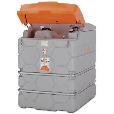 Deposito CUBE para gasóleo de calefacción