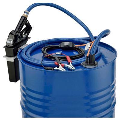 Electrobomba CENTRI SP 30, 12 V para diésel con interruptor y bornes