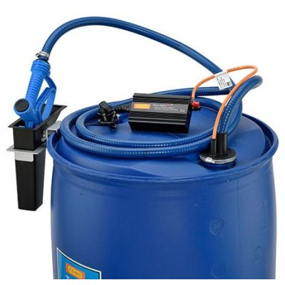 Electrobomba CENTRI SP 30, 12 V para AdBlue® y diésel con fuente de alimentación