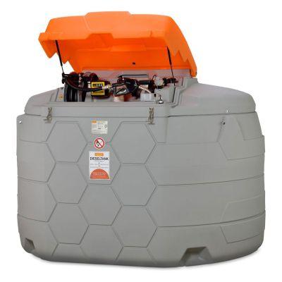 Depósito de gasóleo Cube de 5000 litros Outdoor Premium Plus 20