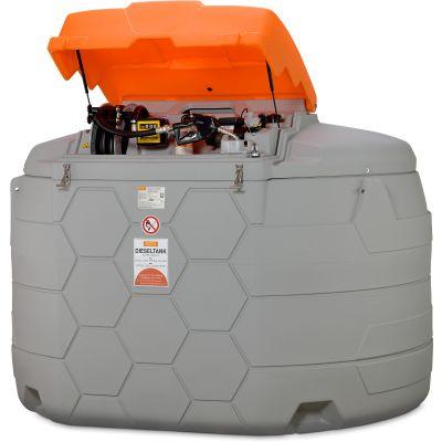 Depósito de gasóleo Cube de 5000 litros Outdoor Premium Plus 20 /SIM