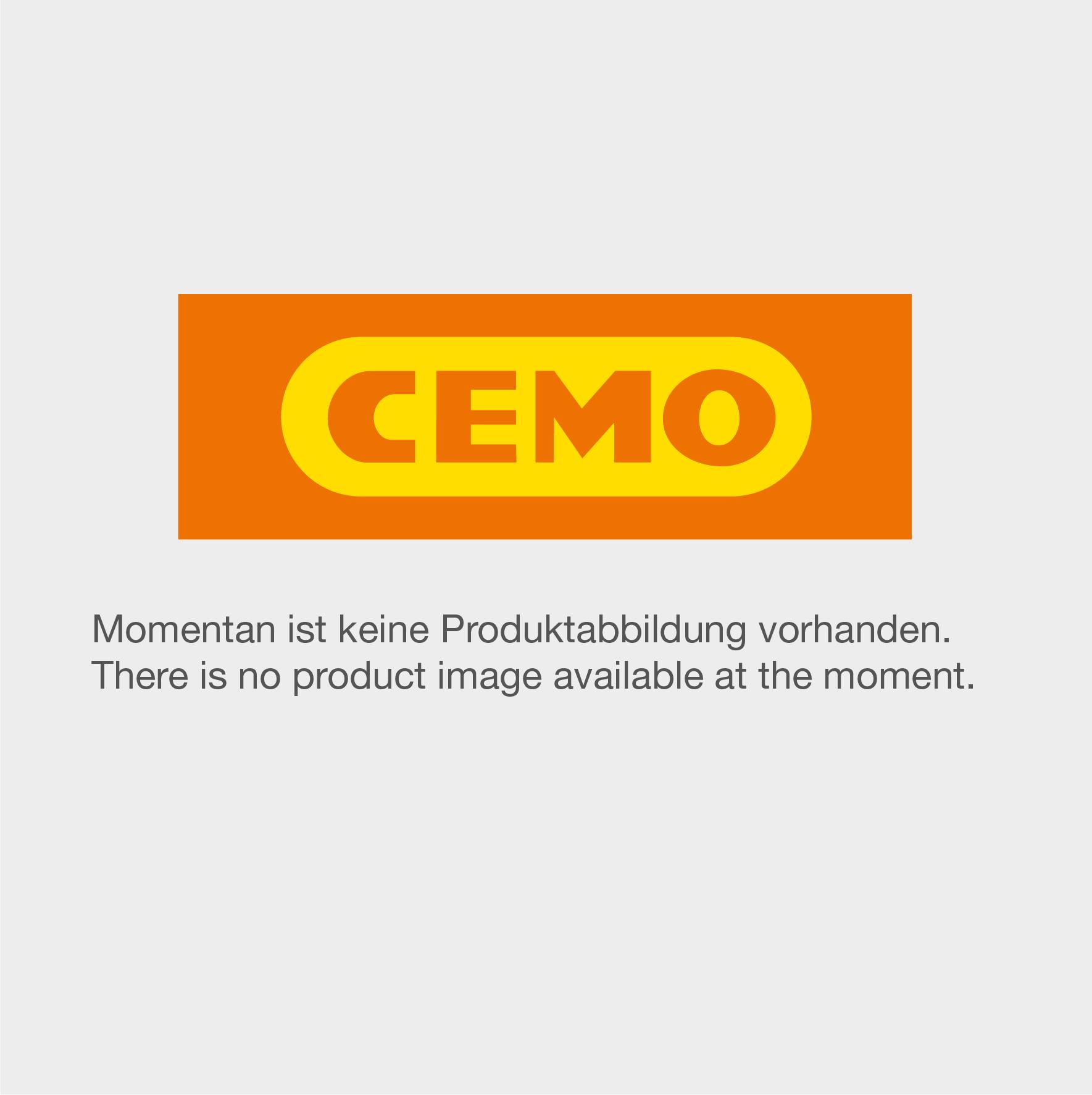 Trolley CEMbox 150 l todoterreno, gris/naranja