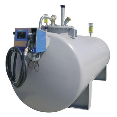Depósito de acero con electrobomba CUBE 70 K 33