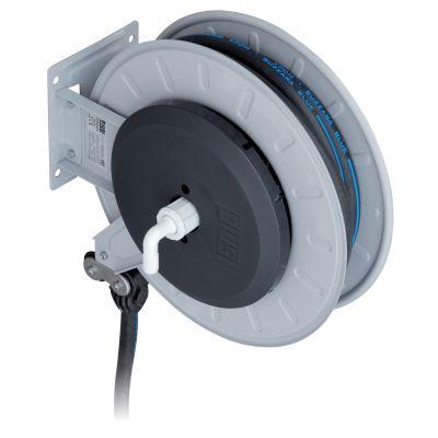 Carrete de manguera automático para Adblue®- y bombas de agua